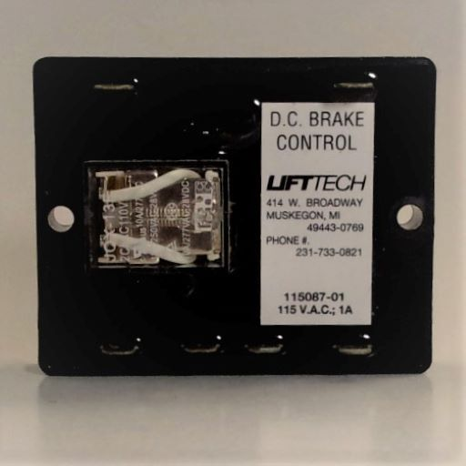 11508701-D.C. Brake Module 115VAC 1Amp