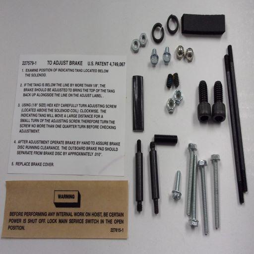 51543150-Brake hardware kit