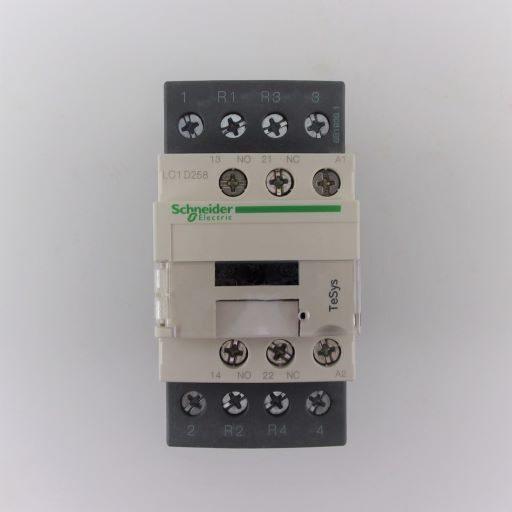 LC1D258F7-Contactor 2NO-2NC 110v 25A