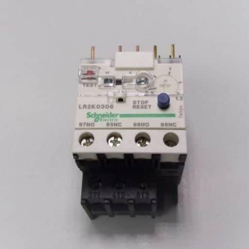 LR2K0306-Thermal Overload Relay .80-1.2 Amps K-Line