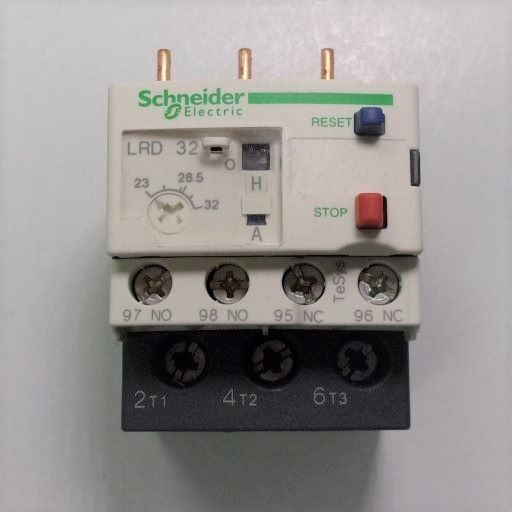 LRD32-Thermal Overload Relay 23.0-32.0 Amps D-Line