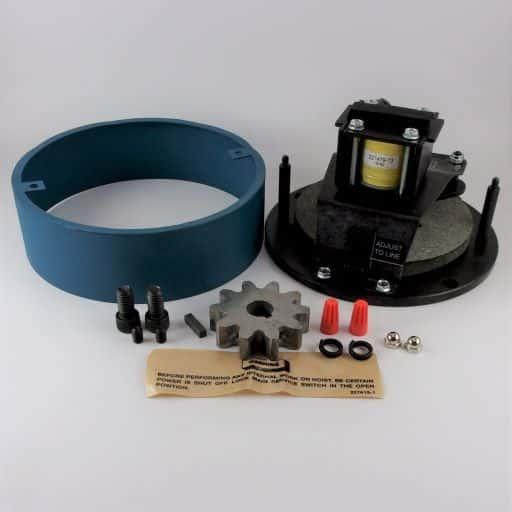 44320942-Brake Assembly 800 Series Hoist with 22747913 coil & brake shell