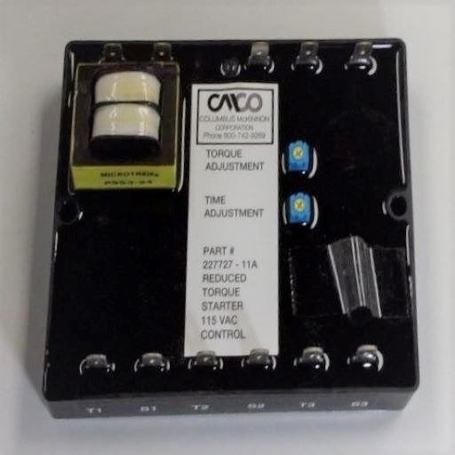 22772711-Soft-Start Module 2-Speed 3.3A 200v to 460v 60hz 115v Control